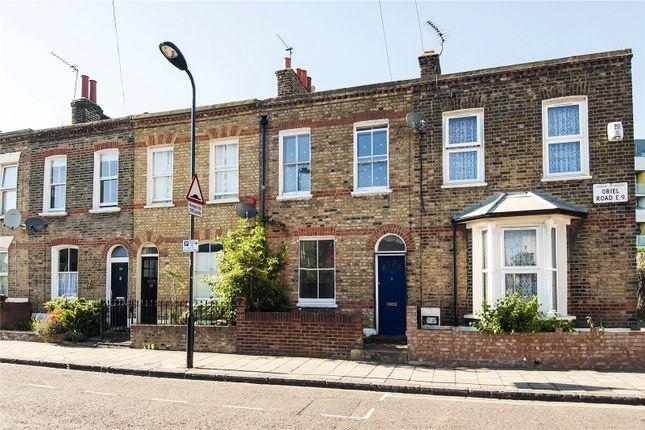 Thumbnail Terraced house for sale in Oriel Road, London