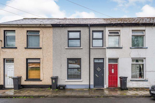 Thumbnail Terraced house for sale in Hankey Place, Merthyr Tydfil