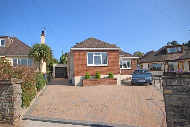Thumbnail Detached bungalow for sale in Beverley Rise, Central Area, Brixham