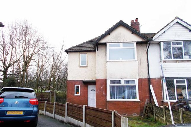 Thumbnail Semi-detached house for sale in Westdale Gardens, Burnage, Manchester