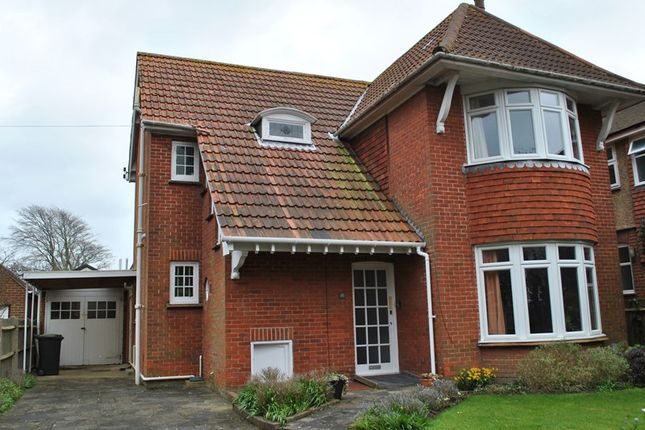 Thumbnail Detached house to rent in Anglesey Road, Alverstoke, Gosport