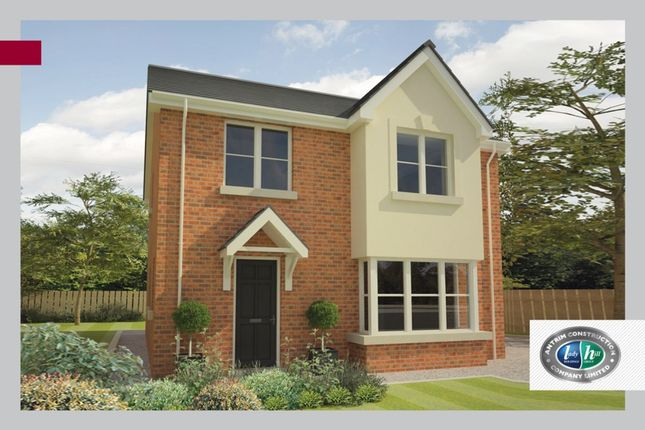 Detached house for sale in Millreagh Development, Carrowreagh Road, Dundonald