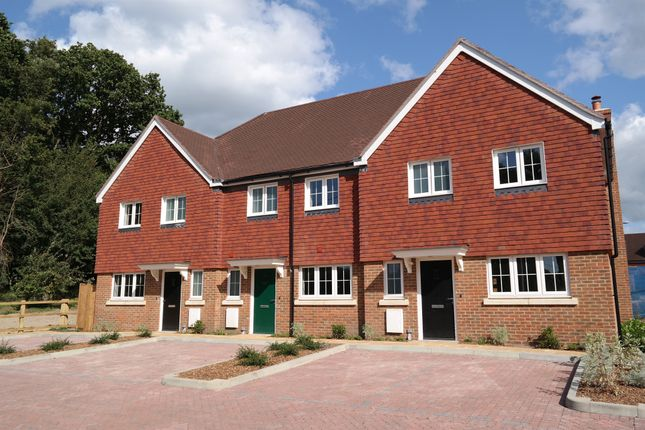 Thumbnail Terraced house for sale in Worthing Road, Horsham