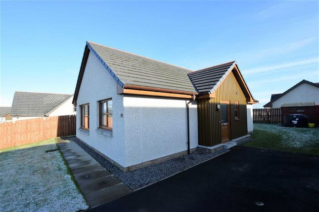 Thumbnail Detached bungalow for sale in Redcastle View, Kirkhill, Inverness