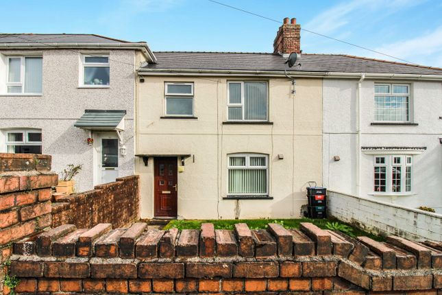 Thumbnail Terraced house for sale in Lilian Grove, Ebbw Vale