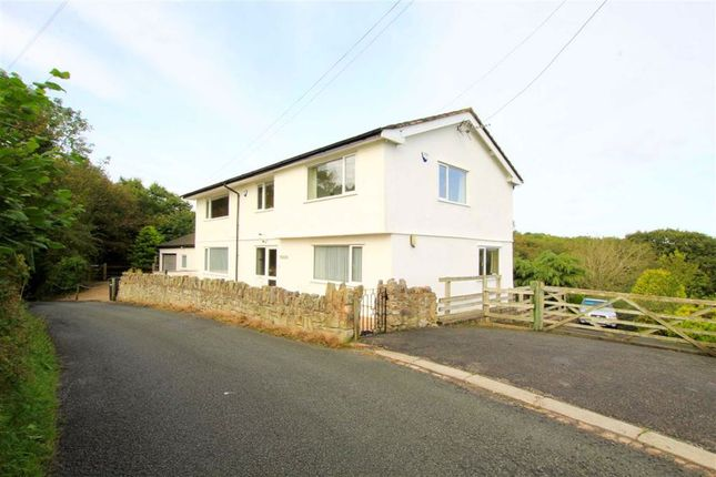 Thumbnail Detached house for sale in Downing Road, Whitford
