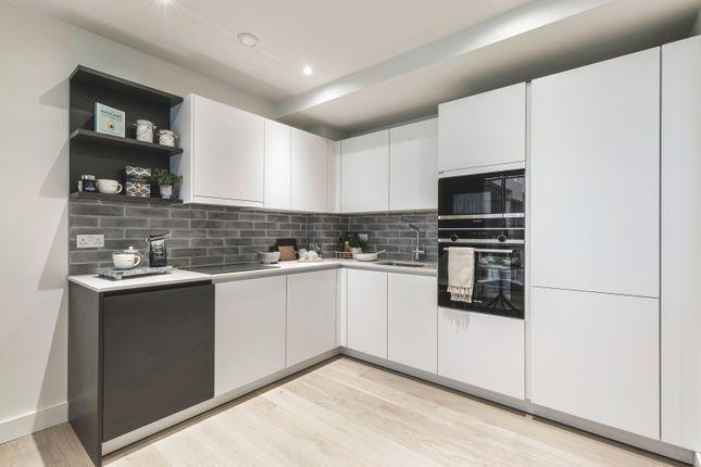 Kitchen of 58 Grange Road, Bermondsey SE1