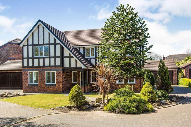 Thumbnail Detached house for sale in Eton Park, Fulwood, Preston, Lancashire