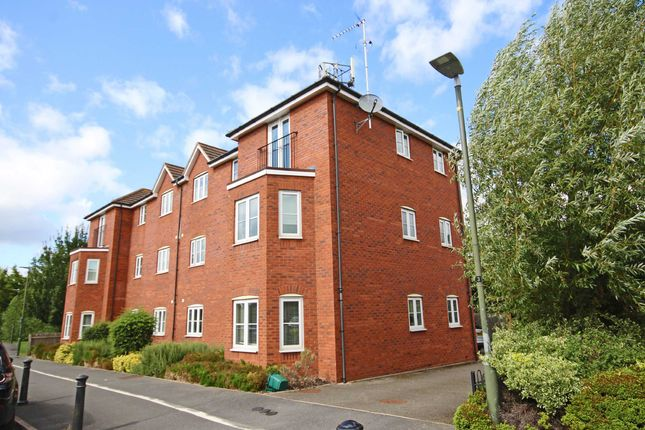 Thumbnail Flat for sale in Furrowfield Park, Newtown, Tewkesbury, Gloucestershire