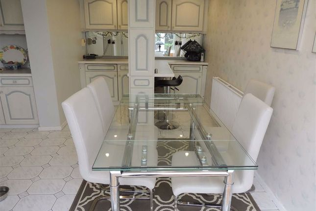Dining Area of Brendall Close, Offerton, Stockport SK2