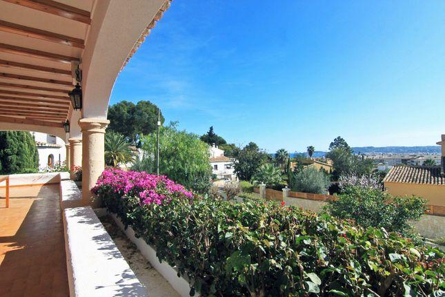 4 bed villa for sale in Puig Molins, Javea, Alicante, Spain