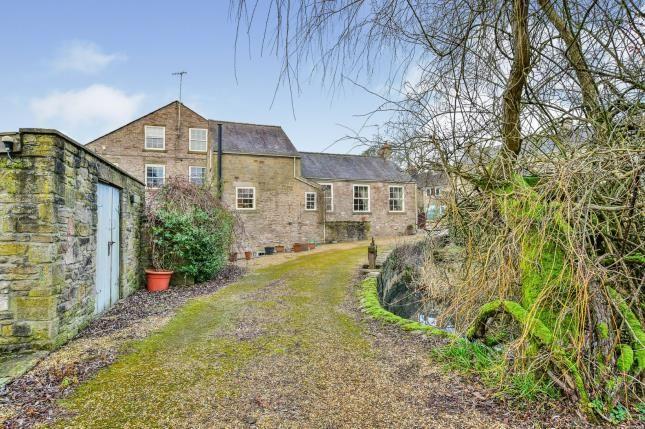 Thumbnail 3 bed semi-detached house for sale in Bridgeholme, Chinley, High Peak, Derbyshire