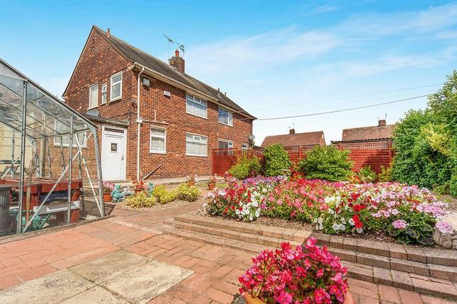Thumbnail Semi-detached house for sale in Mirfield Grove, Hull