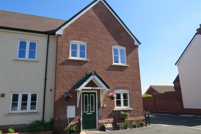 End terrace house for sale in Mampitts Lane, Shaftesbury