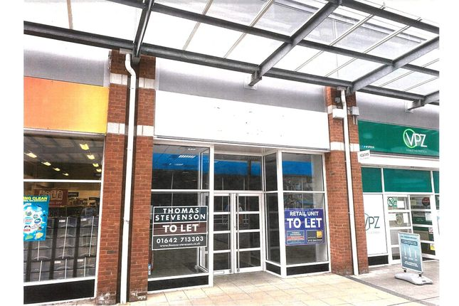 Thumbnail Retail premises to let in Unit 3, Pavillion Shopping Centre, Thornaby TS17, Thornaby-On-Tees,