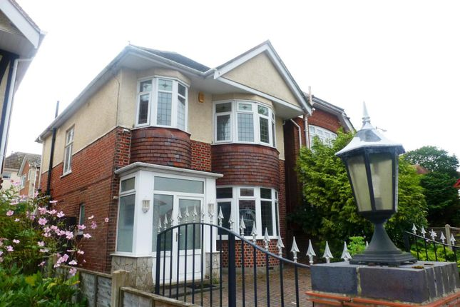 Thumbnail Detached house to rent in Ravenscourt Road, Southbourne, Bournemouth