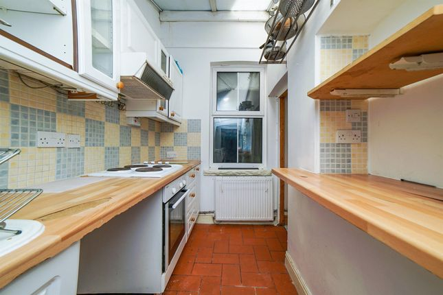 Thumbnail Terraced house for sale in Station Terrace, Pontyclun
