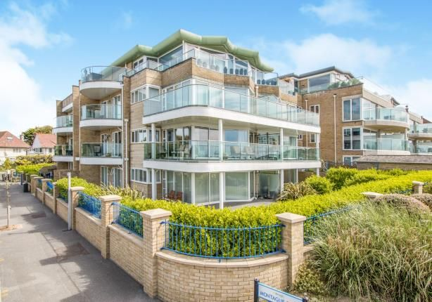 Thumbnail Flat For Sale In Montague Road Southbourne Bournemouth