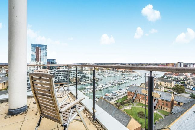 Flat to rent in Ocean Way, Ocean Village, Southampton