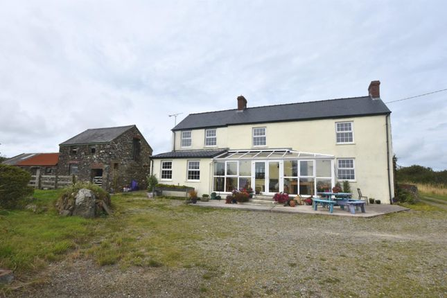 Thumbnail Country house for sale in Solva, Haverfordwest