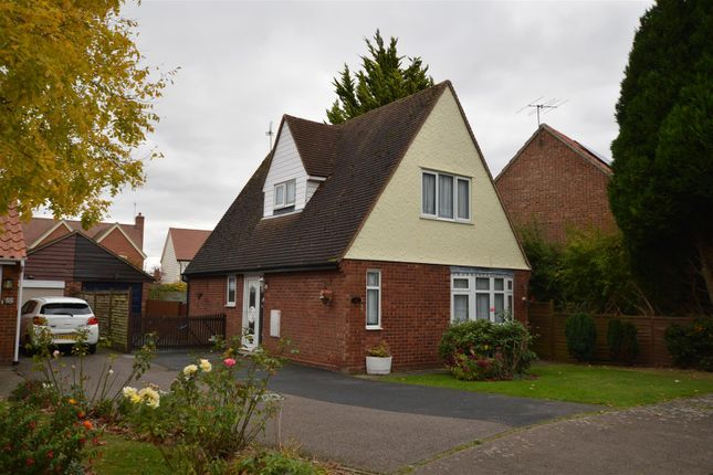 Thumbnail Detached house for sale in Dedham Meade, Dedham, Colchester