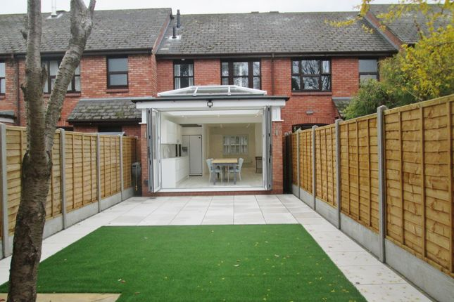 Thumbnail Mews house to rent in Chestnut Grove, Harborne, Birmingham