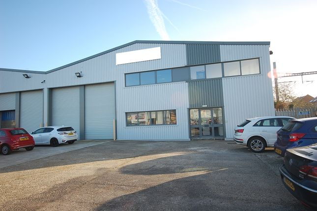 Thumbnail Industrial to let in Hambridge Lane, Newbury