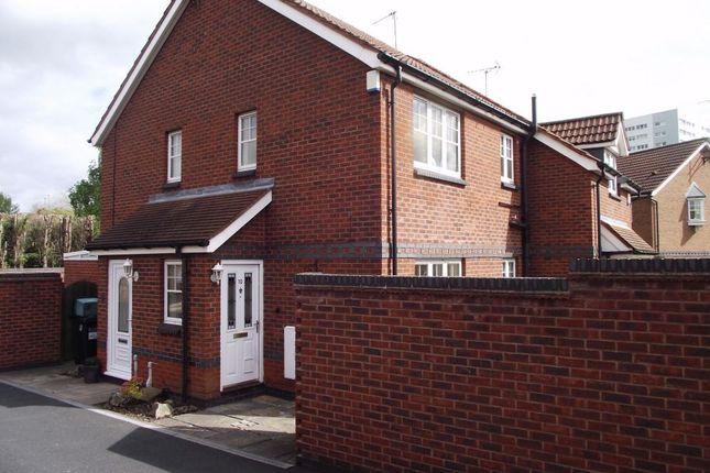 Thumbnail End terrace house to rent in Hadfield Way, Fordbridge, Birmingham