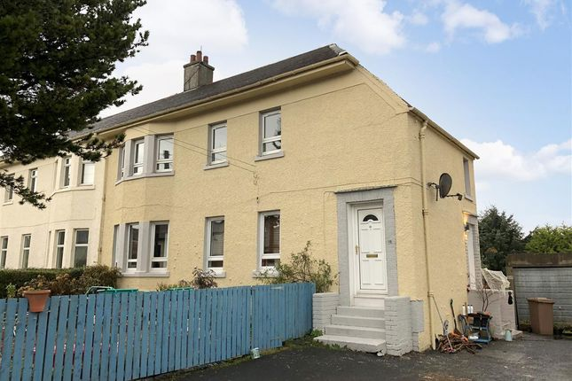 Thumbnail Flat for sale in Whirlie Road, Crosslee, Johnstone