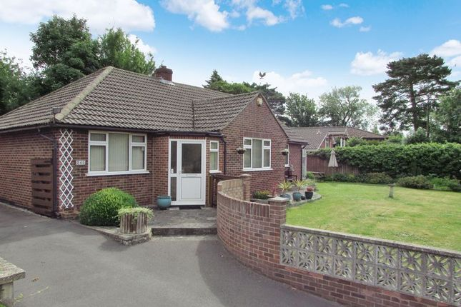 Thumbnail Detached bungalow for sale in Lower Way, Thatcham