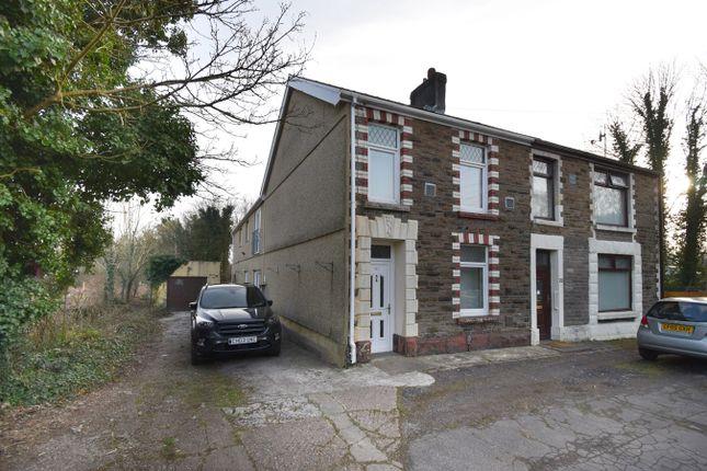Thumbnail Semi-detached house for sale in Heol Las Close, Birchgrove, Swansea