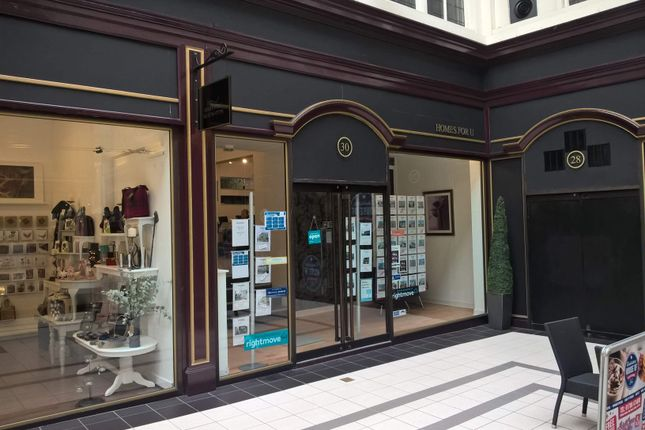 Thumbnail Retail premises to let in 30 Stirling Arcade, Stirling