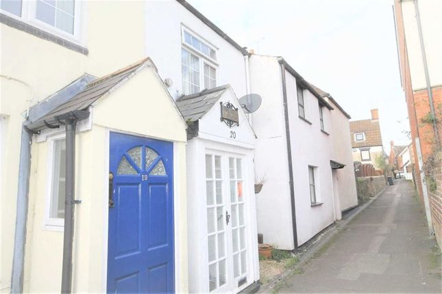 Thumbnail Terraced house to rent in Beamans Lane, Royal Wootton Bassett, Wiltshire