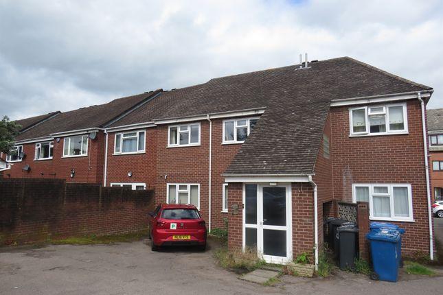 Thumbnail Flat for sale in Wade Street, Lichfield