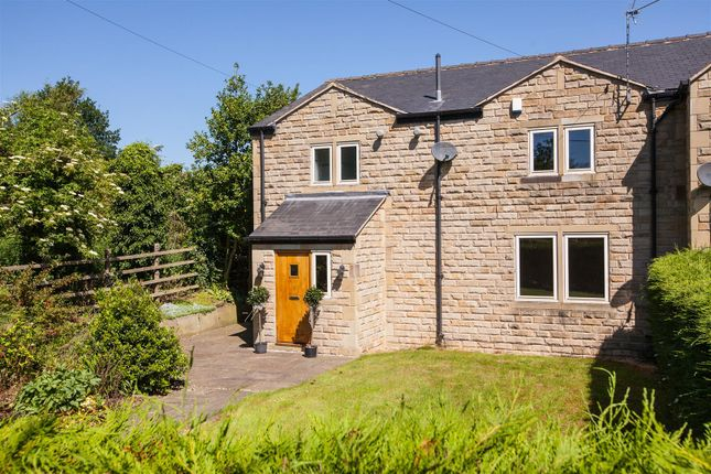 Thumbnail Semi-detached house for sale in Palterton Lane, Sutton Scarsdale, Chesterfield