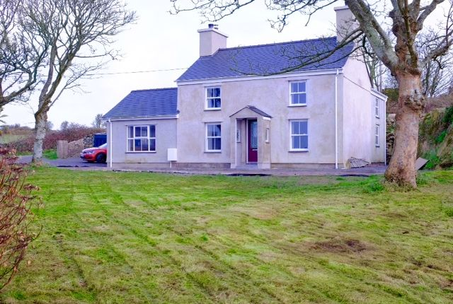 4 bed detached house to rent in Pengorffwysfa, Llaneilian, Amlwch LL68