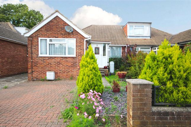 Thumbnail Semi-detached bungalow for sale in Chertsey, Surrey