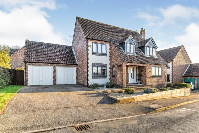 4 bed detached house for sale in Robin Hill, Heacham, King's Lynn PE31