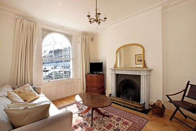 Thumbnail Terraced house to rent in Gibson Square, London