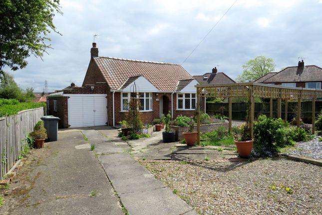 Thumbnail Detached bungalow for sale in Osbaldwick Lane, York