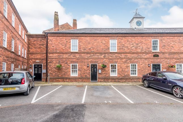 Thumbnail Flat for sale in Beatrice Court, Lichfield