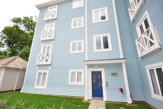 Thumbnail Flat to rent in Lambe Close, Snodland