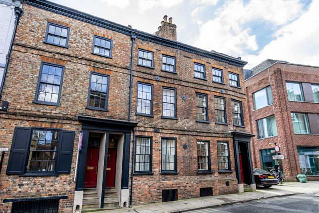 Thumbnail Town house for sale in Castlegate, York