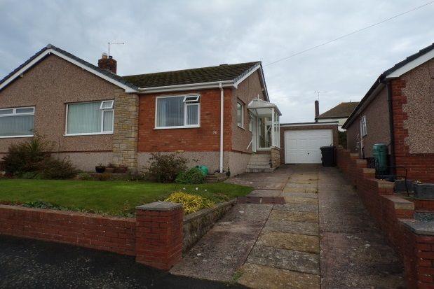 Thumbnail Bungalow to rent in Fairfield Close, Penrhyn Bay, Llandudno