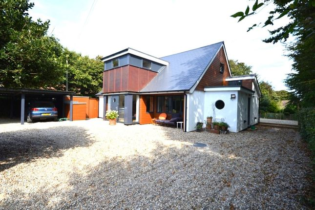 Thumbnail Detached house to rent in St. Monicas Road, Kingsdown, Deal