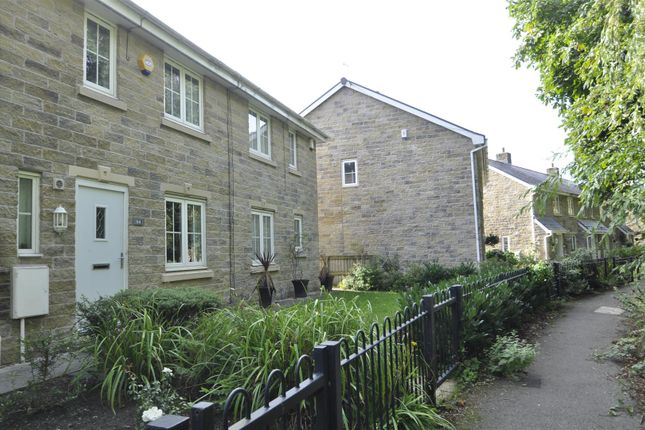 Thumbnail Mews house for sale in Three Counties Road, Mossley, Ashton-Under-Lyne
