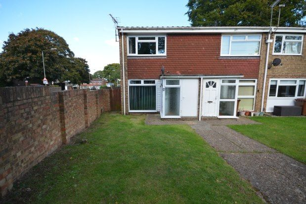 Thumbnail Property to rent in Wildman Close, Gillingham