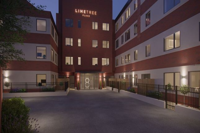 Thumbnail Flat for sale in Lime Tree Place Collingwood Road, Witham