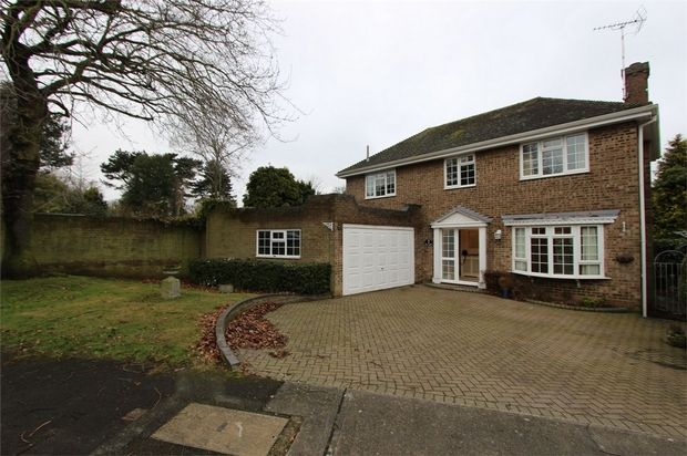 Thumbnail Detached house to rent in 6 Netherfield, Benfleet, Essex