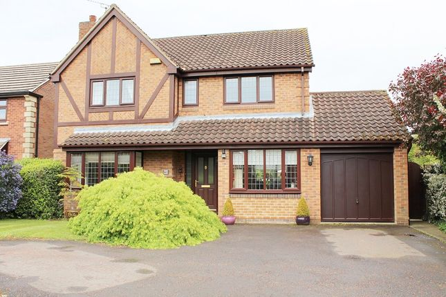 Thumbnail Detached house for sale in Mayfield Drive, Kenilworth